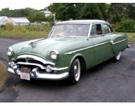 1953 Packard Clipper Deluxe 4D Sedan