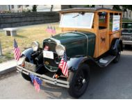 1931 Model A Ford Huckster