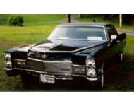 1968 Cadillac Coupe deVille