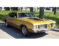 1972 Oldsmobile Cutlass 442 W-30
